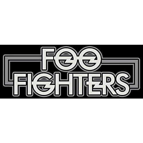 CD Visionary Foo Fighters New Logo Sticker