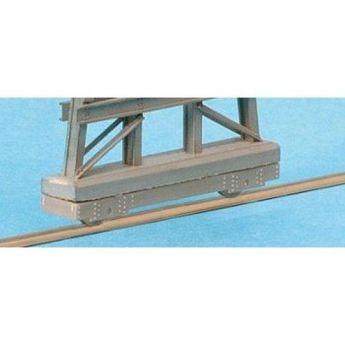 Rolling Underframe - Ratio 546A - OO/HO Wagon kit - F1