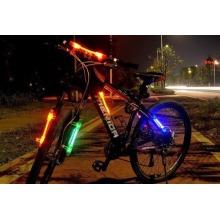 Rolson Wanderbar Bicycle flexible super bright LED Light
