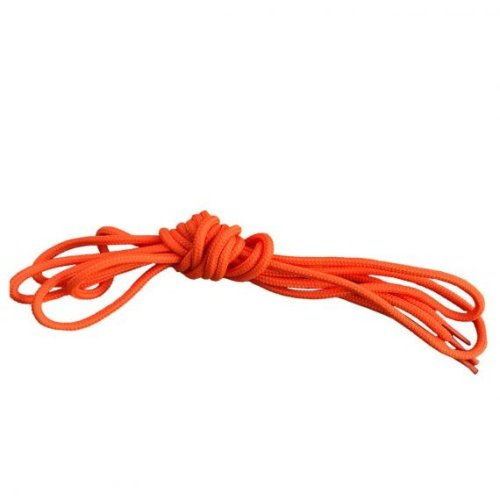 Orange Round Shoelaces Strings For Trainers Football Boots