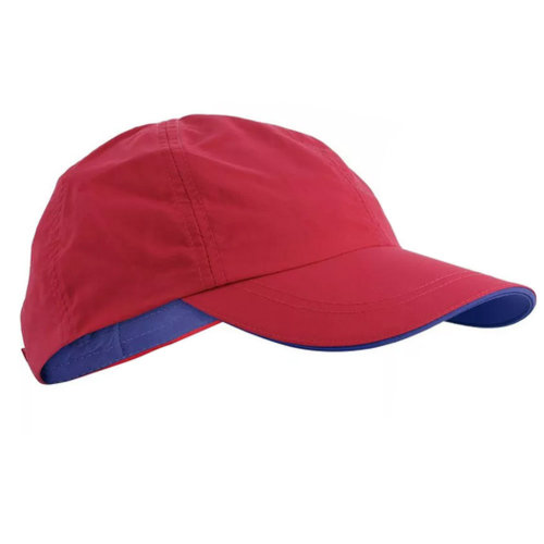 Outdoor Sports Flexfit Hats Fitted Cap Sports Caps for Kids - Red