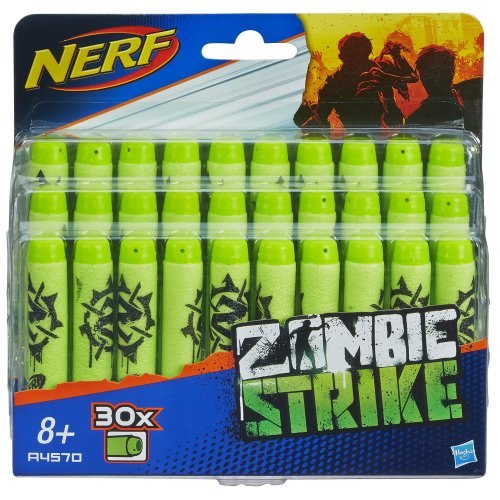 Nerf A4570EU40 Zombie Strike Dart Refill Pack