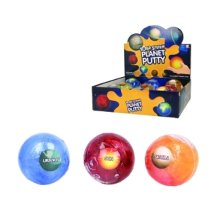 Solar System Planet Putty