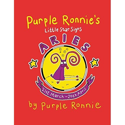 Purple Ronnie's Star Signs:Aries