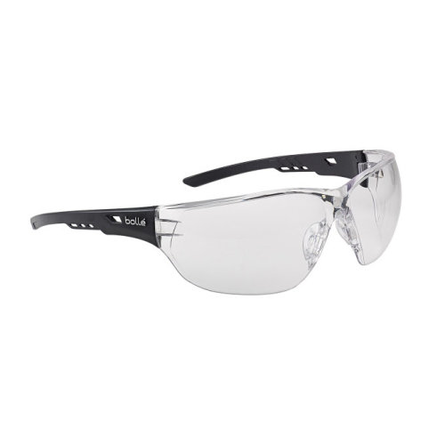 Bolle NESS NESSPSI Safety Glasses Spectacles Clear Lens