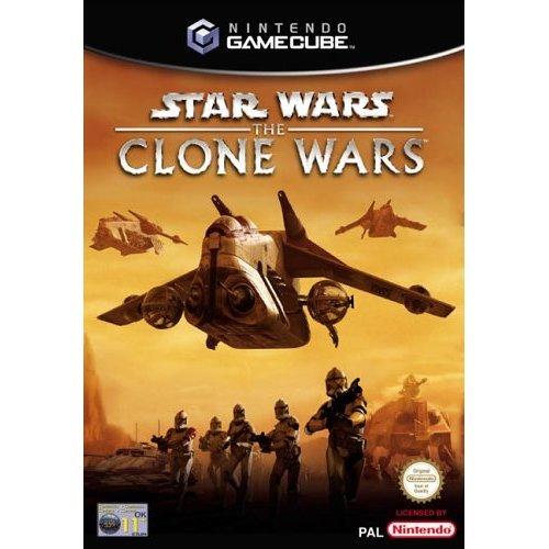 Star Wars: Clone Wars (GameCube)