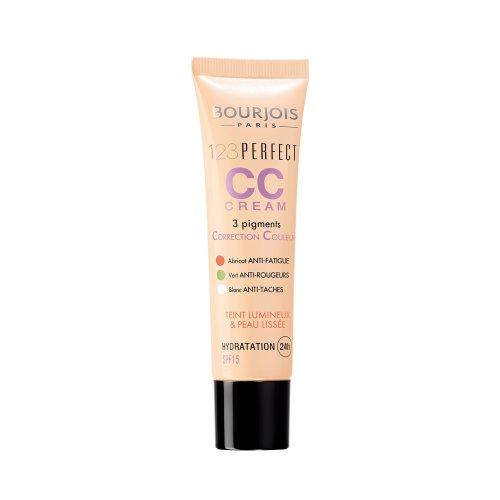 Bourjois 123 Perfect CC Cream 34 Tan, 30 ml/1 oz