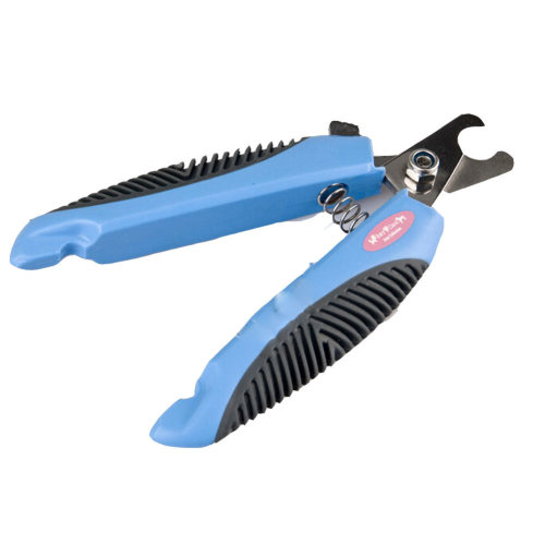 Pet Care--Professional Pet Nail Clipper, (Suitable For Small Dogs),Blue