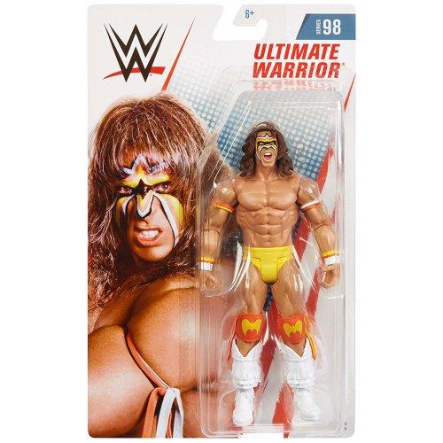WWE Basic - Series 98 - Ultimate Warrior Figure