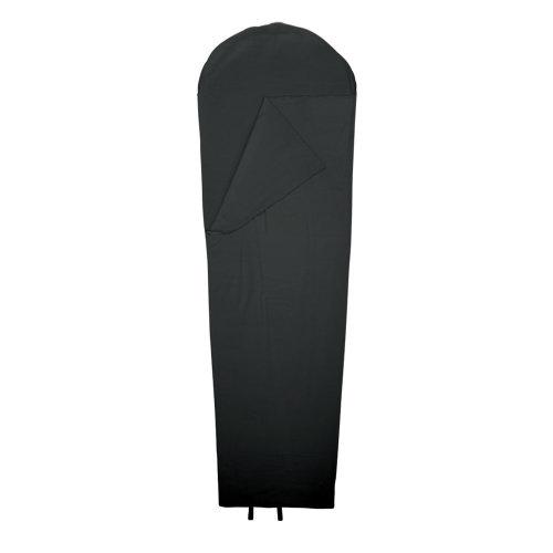 Soft Fleece Mummy Sleeping Bag Liner 225 x 80 x 50cm