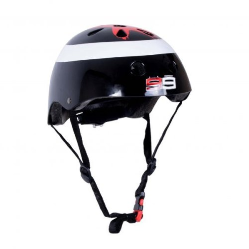 Kiddimoto Children's Bike / Scooter / Skateboarding Helmet - Jorge Lorenzo Design