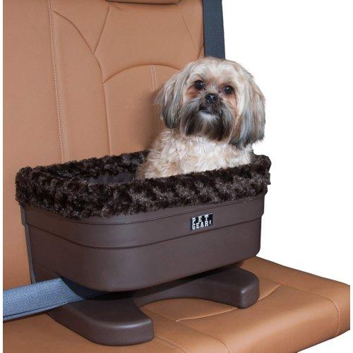 Pet Gear Plush Bucket Seat Booster 30x40x18cm