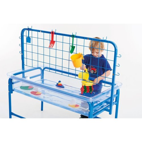 Childrens Sand & Water Activity Play Rack (72308) - Rack only included