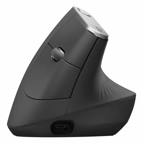 Logitech MX Vertical Advanced Ergonomic Mouse | Vertical Ergonomic Mouse