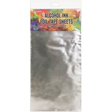 "Tim Holtz Alcohol Ink Foil Tape Sheets-6""X12"""