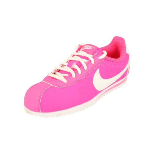 Nike Cortez Nylon GS Trainers 749512 Sneakers Shoes
