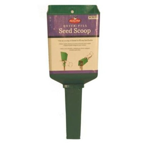 Perky Pet PP342 Quick Fill Seed Scoop