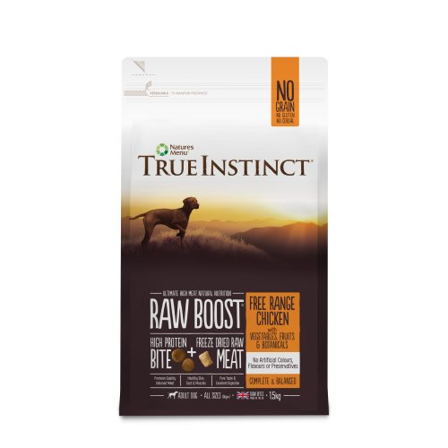 True Instinct Raw Boost Adult Dog Free Range Chicken