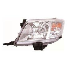 Toyota Hi-Lux Pickup 2012-10/2016 Headlight Headlamp Passenger Side N/S