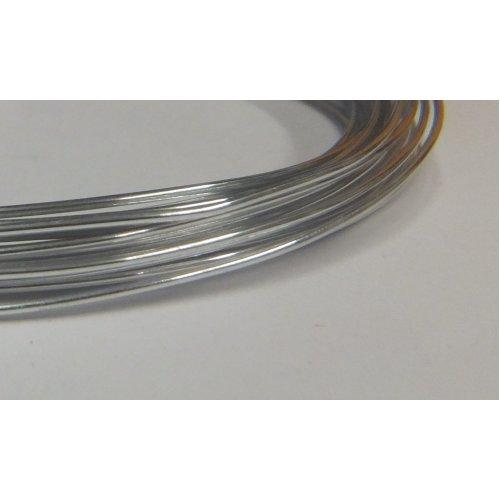 Aluminium Craft Wire - 1mm x 5m