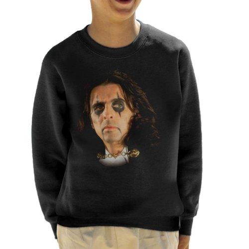 TV Times Alice Cooper Rock Singer Kid's Sweatshirt