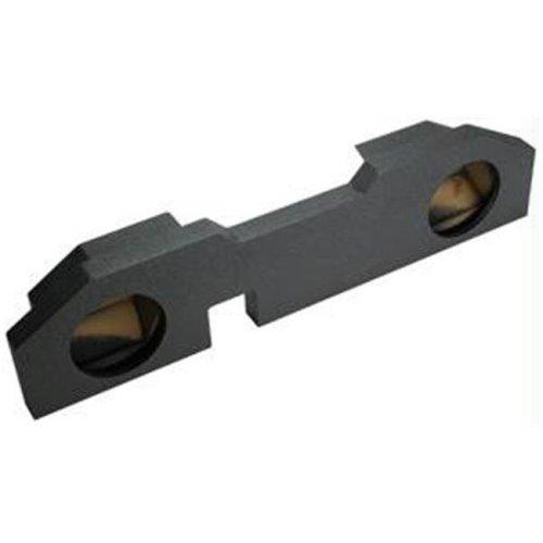 ATREND A202-10CP DUAL UP-FIRE ENCLOSURES FOR DODGE RAM QUAD CAB 2002 & UP 10