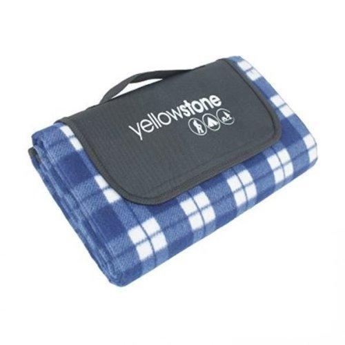 Luxury Yellowstone Fleece Picnic Blanket