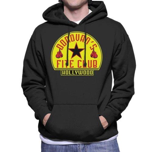 Ray Donovan Fite Club Men's Hooded Sweatshirt