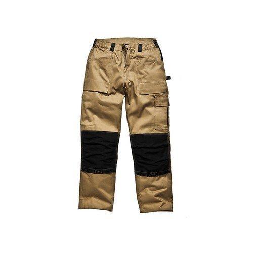 Dickies WD4930 GDT290 Trouser Khaki & Black Waist 32in Leg 31in