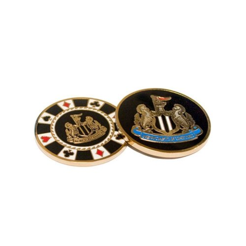 Newcastle United FC Casino Chip Ball Marker