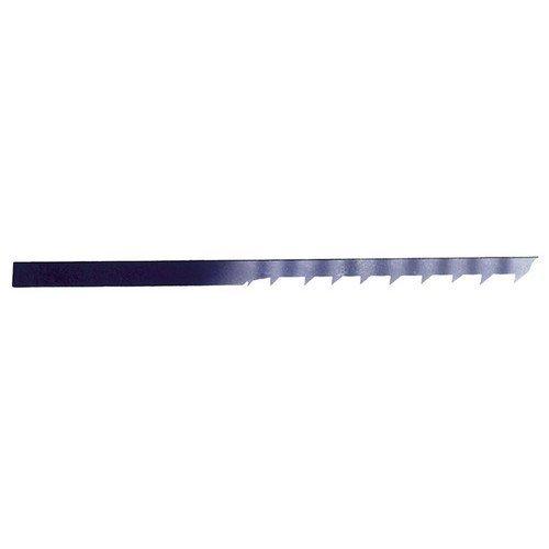 Draper 25500 127mm x 23tpi No 1 Plain End Fretsaw Blades