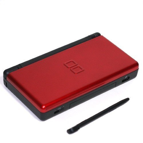 Housing kit for DS Lite Nintendo replacement ZedLabz – Red & Black
