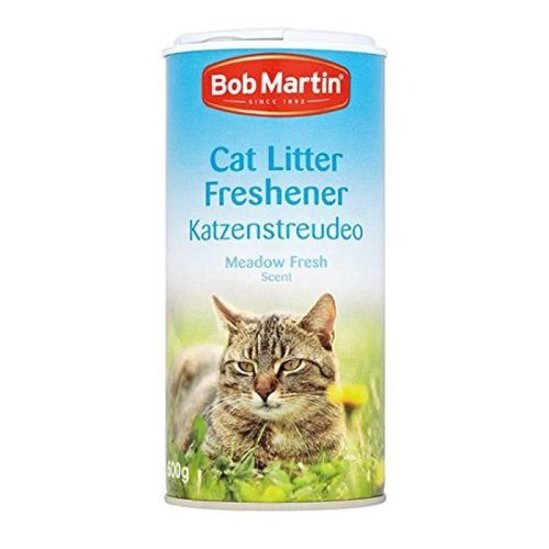Bob Martin Cat Litter Freshener Meadow Fresh