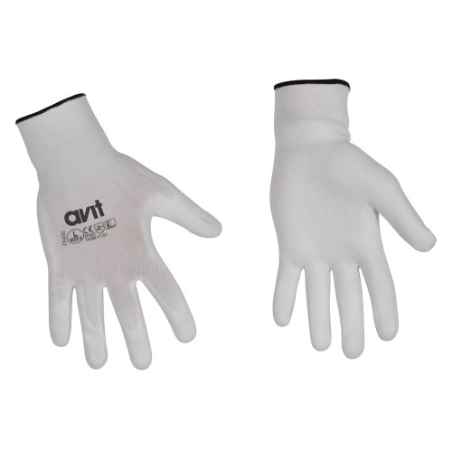 CK AV13074 PU Coated Gloves L