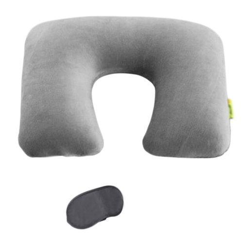Office Pillow Inflatable Bedding Neck Pillow Detachable Travel Pillow