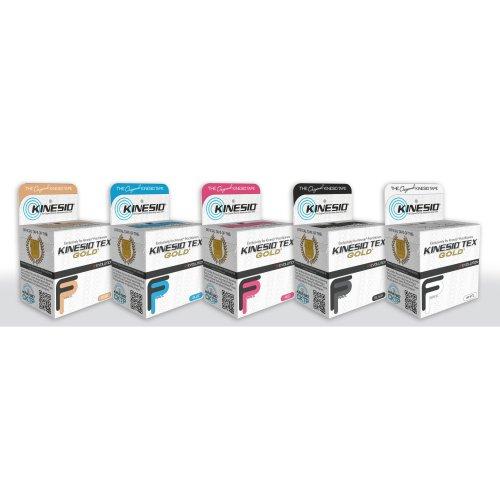 Kinesio FP Tex Tape (Box of 6 Rolls) 5m x 5cm