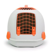 Igloo 2 In 1 Cat Loo & Carrier Sunset Orange