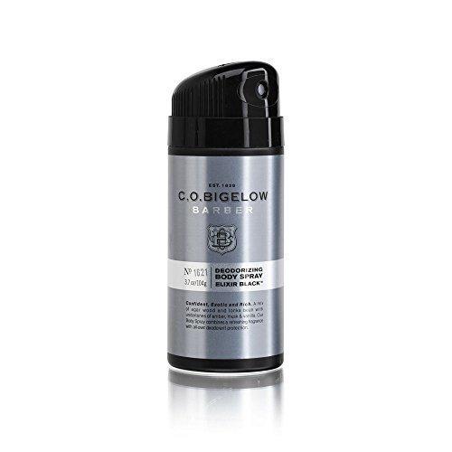 Bath and Body Works C.o. Bigelow Elixir Black Deodorizing Body Spray No 1621