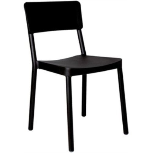 Amana Indoor or Outdoor Stackable Chair / Pack of 4