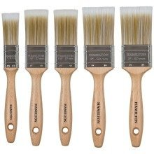 Hamilton Prestige 5pc Brush Set | Synthetic Paint Brush Set