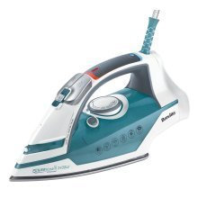 Breville Power Steam Advanced Iron 0.25 Litre 2400Watt - Blue (VIN311)