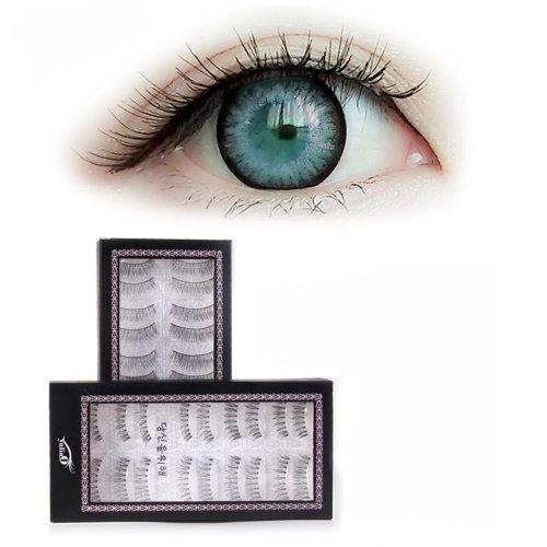 Handmade Natural Soft False Eyelashes Fake Eye Lash/ New Style