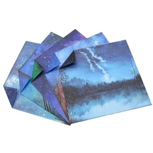 144 Sheets Colorful Square Origami Papers Craft Folding Papers #20