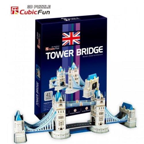 3D Puzzle - London: Tower Bridge