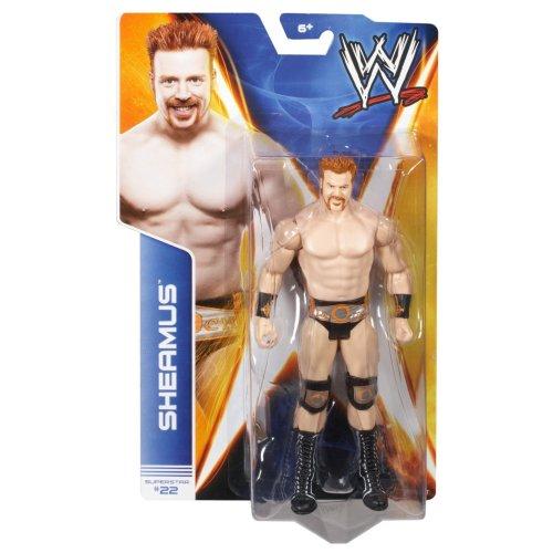 WWE Superstar Wrestling Figure - Sheamus   WWE Sheamus Action Figure