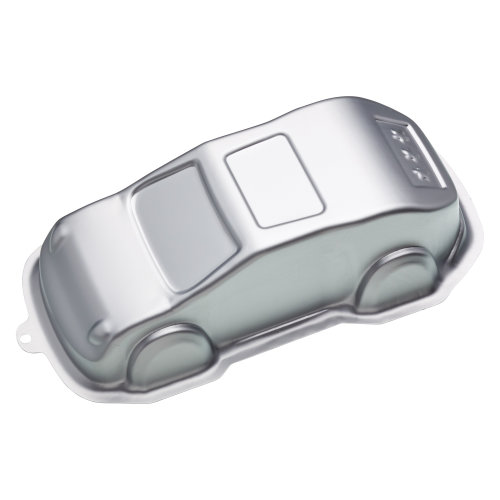 29 x 14 x 7cm Sweetly Does It Car Shaped Cake Pan -  cake car shaped pan sweetly does x