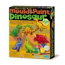 Dinosaur Mould & Paint Kit