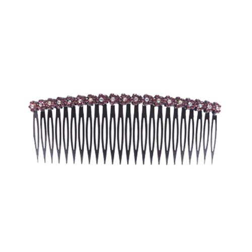 Comb Bangs Chuck Top Jewelry Card Edge Rhinestone Hair Accessories Hairpin