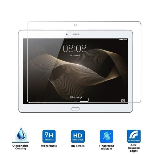 ELTD Huawei MediaPad T3 8 Screen Protector, Premium Tempered Glass 0.3mm Screen Protector for Huawei MediaPad T3 8