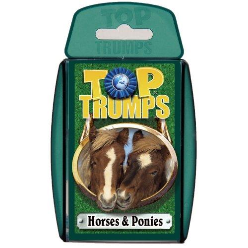 Top Trumps - Horses & Ponies